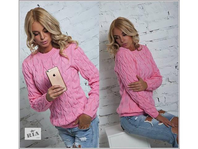 Женский свитер коса- объявление о продаже  в Одессе