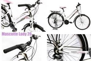Новые Женские велосипеды Mascotte