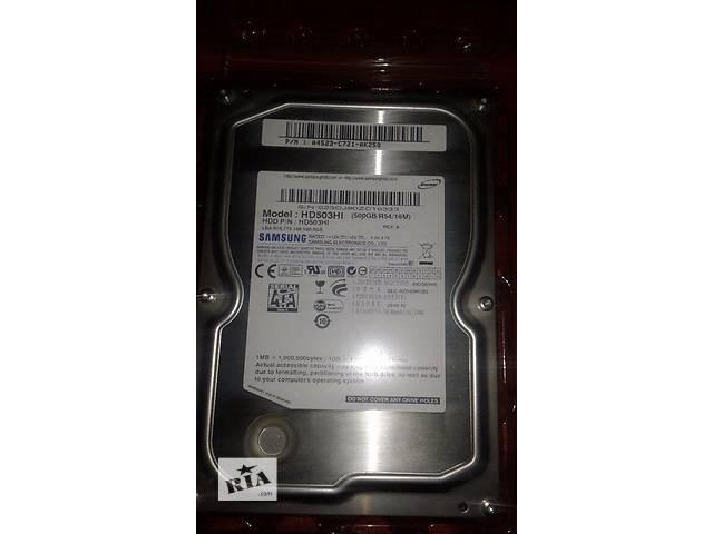 купить бу Жёсткий диск SAMSUNG HD503HI (500GB/R54/16M) в Полтаве
