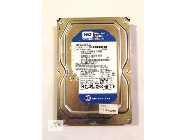 продам Жесткий диск SATAII 320 Gb Western Digital бу в Краматорске