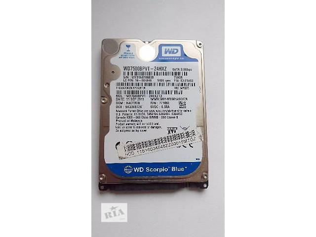 купить бу Жесткий диск внутренний HDD WD 3.0 в Черновцах