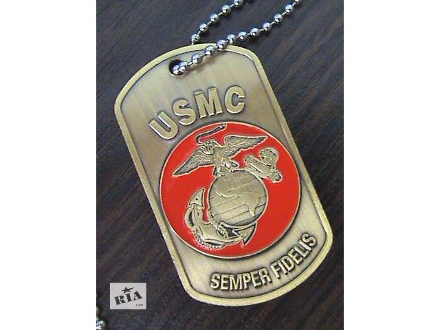 бу Жетон морской пехоты армии США в Нетешине