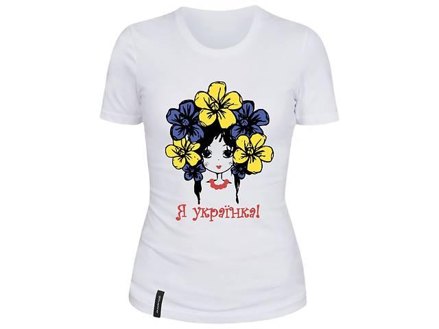 купить бу Женская футболка - Я Украинка! в Самборе