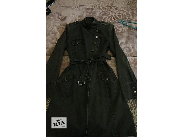бу Жіноче пальто мілітарі в Стрые