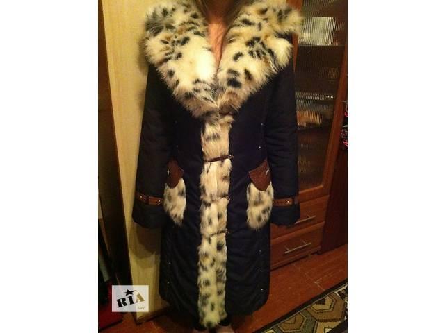продам Женское пальто на синтепоне бу в Коломые