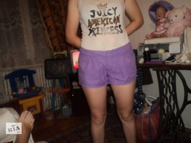 бу женские шорты и летние комбінзони в Тернополе