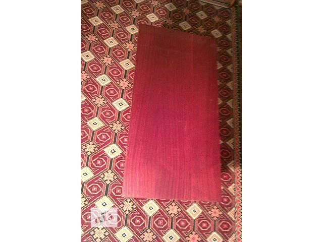 Журнальный столик из дерева производства Чехии из гарнитура «Ирина».- объявление о продаже  в Харькове