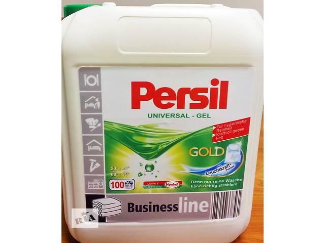 купить бу Жидкий порошок Persil Universal Gel 5л и 10л. Германия в Сумах