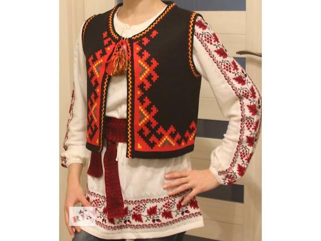 бу Жилет для украинской вышиванки в Киеве
