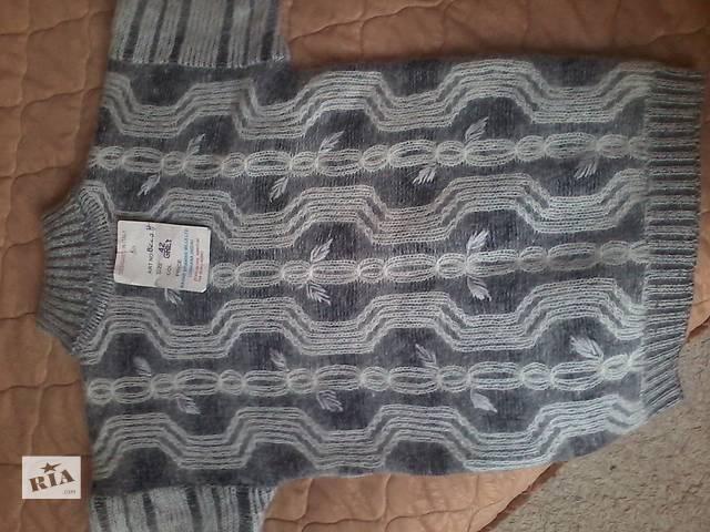 купить бу Теплый мохеровый свитер новый в Покровске (Красноармейск)