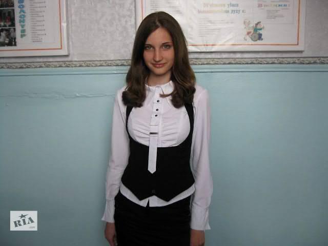 Жилет -корсет для старшеклассниц- объявление о продаже  в Черкассах