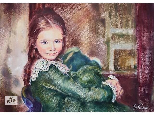 Живопись. Портреты на заказ любой сложности- объявление о продаже  в Симферополе