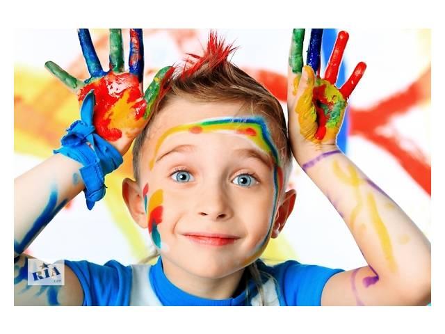 Живопись, уроки рисования для детей от 3-х лет!- объявление о продаже  в Днепре (Днепропетровск)