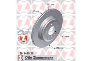 Тормозной диск BMW