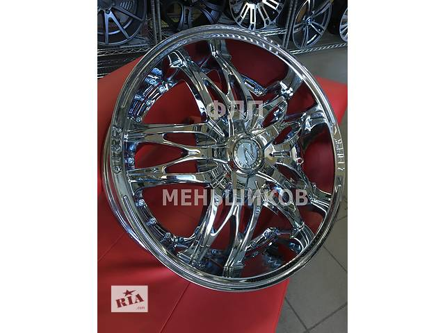 купить бу Zinik Z26 Новые оригинальные диски R20 6x139.7, для Toyota Prado, FJ Cruiser, Infiniti Qx80, Lexus, США в Харькове