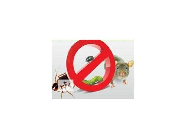 бу знищення шкідливих комах тарганів, харчової молі, клопів, бліх, кліщів в Виннице