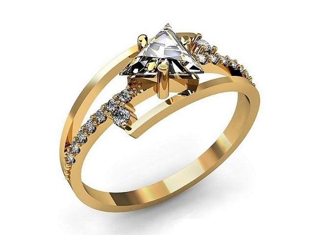 фото золоті кольца