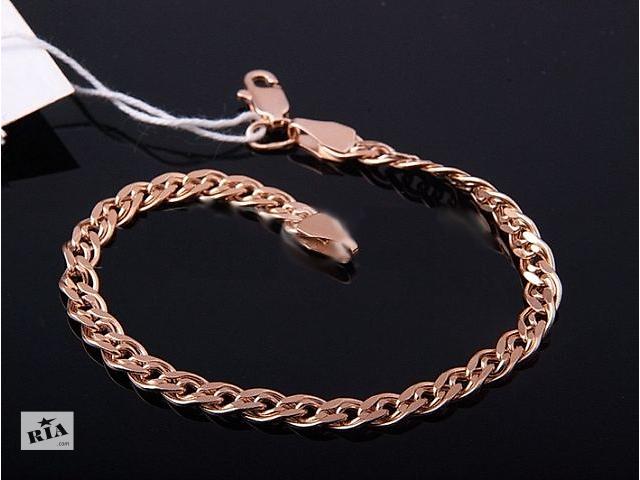 купить бу Золото 585 пробы браслет Мона Лиза! 850 грн/г!!! в Львове