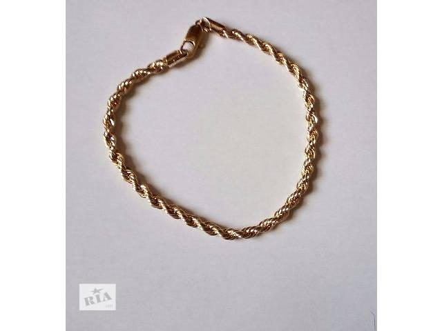 продам Золотые браслеты бу в Виннице