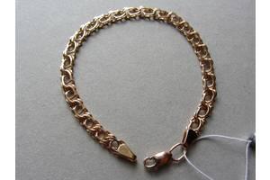 Новые Мужские браслеты из золота