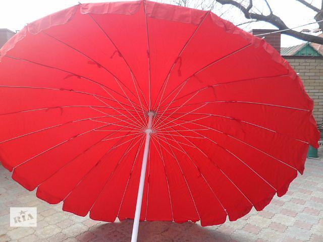 купить бу Зонт 24 спицы круглый в Одессе