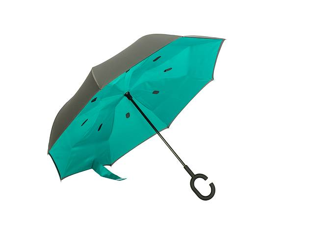 Зонтик. Инновационный дизайн: Ветрозащитная структура и свободные руки- объявление о продаже  в Одессе