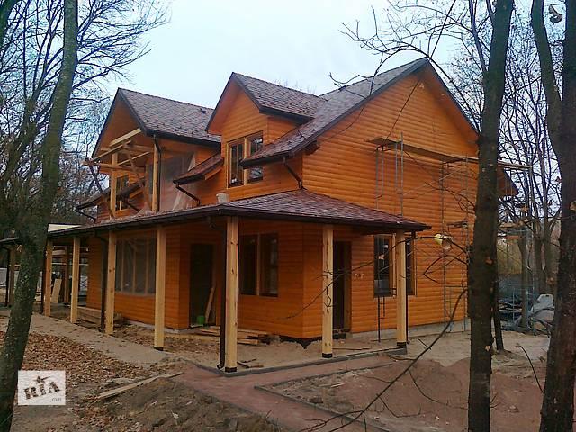 Сделаю строительные работы, такие как строительство домов, домиков из дерева, столярные работы, укладка брусчатки и др.- объявление о продаже   в Украине