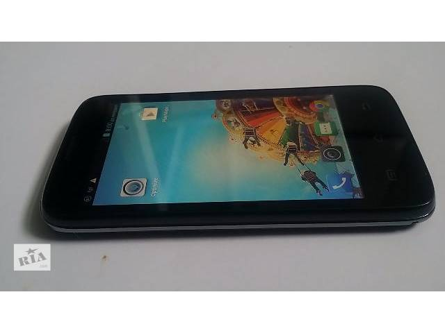 купить бу ZTE LEO Q2 Dual1.2Ghz GPS 5Mpix В УКРАИНЕ в Киеве