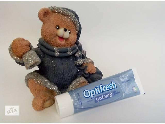 """бу Зубная паста """"Optifresh - Кристальная белизна"""" в Днепре (Днепропетровске)"""