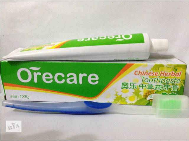 Зубная паста Orecare (Тиенс)- объявление о продаже  в Николаеве