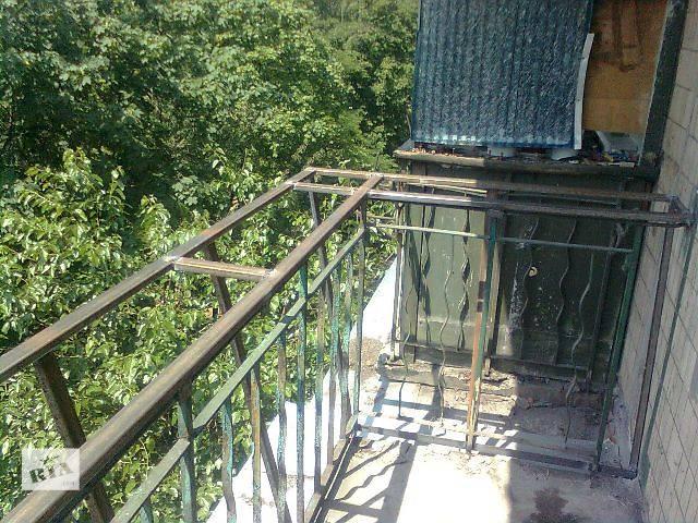 Сварные каркасы с козырьком на балконы- объявление о продаже  в Тернополе