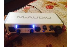 б/у Музыкальные инструменты M-Audio
