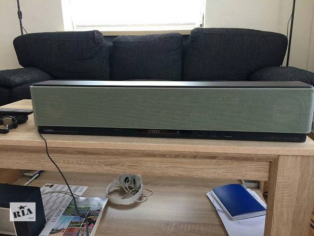 купить бу Звуковой проектор YAMAHA YSP 800 + сабвуфер YST-FSW 100 в Черкассах