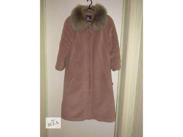 купить бу зимнее кашемировое пальто в Тальном