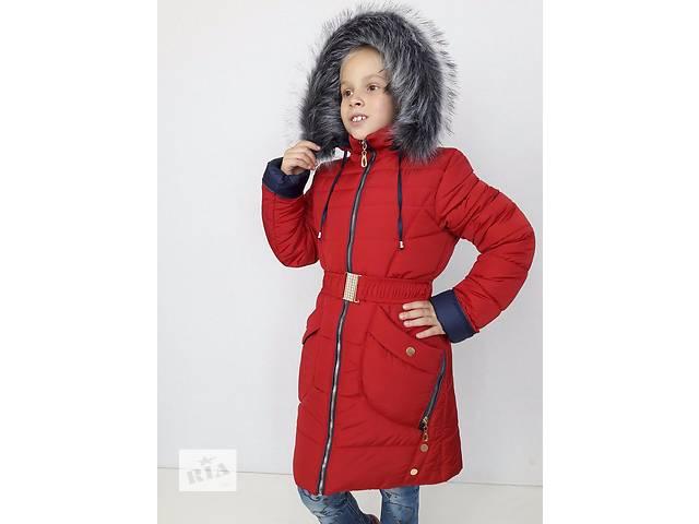 Зимнее пальто на девочку ЭШЛИ, р.34-44- объявление о продаже  в Одессе