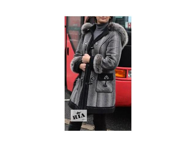 купить бу Зимнее пальто в Житомире