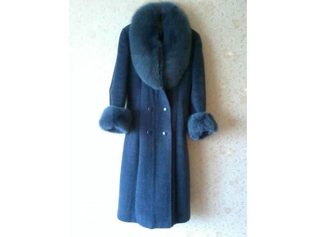 купить бу Зимнее пальто в Донецке
