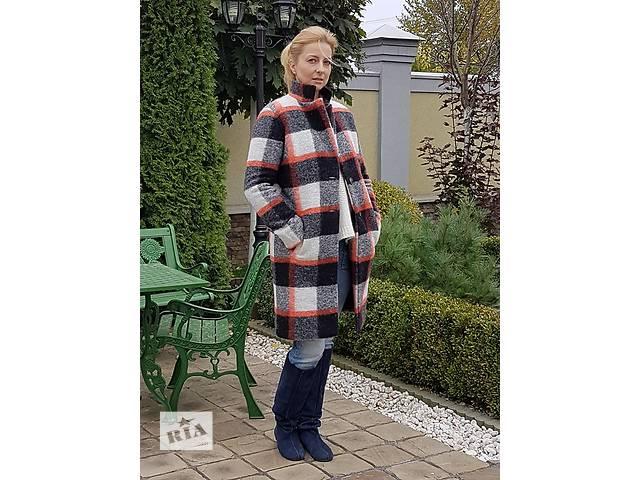 бу зимнее женское пальто итальянская шерсть в Киеве