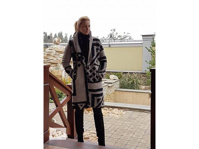 зимнее женское пальто зима 100% шерсть (Италия)- объявление о продаже  в Киеве