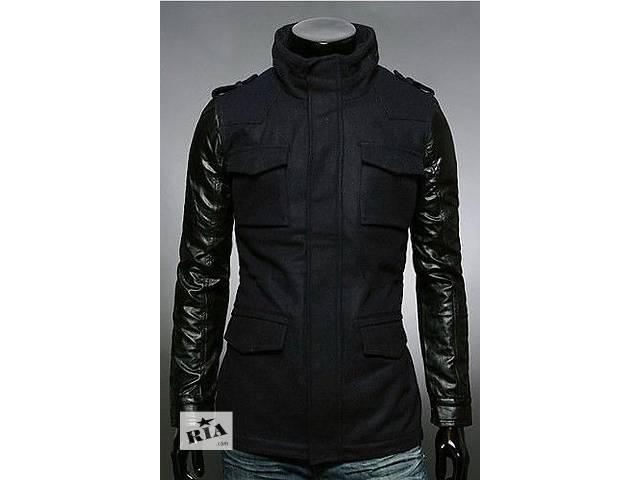 продам Зимняя черная куртка из кашемира бу в Черкассах