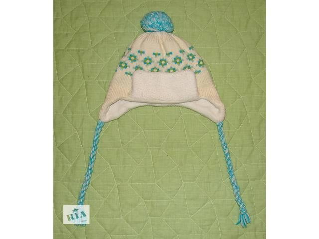 Зимняя детская шапка с завязками Glissade- объявление о продаже  в Харькове