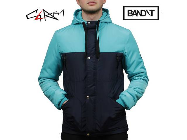Зимняя куртка Bandit Smart Dr.Blue-Mint- объявление о продаже  в Одессе