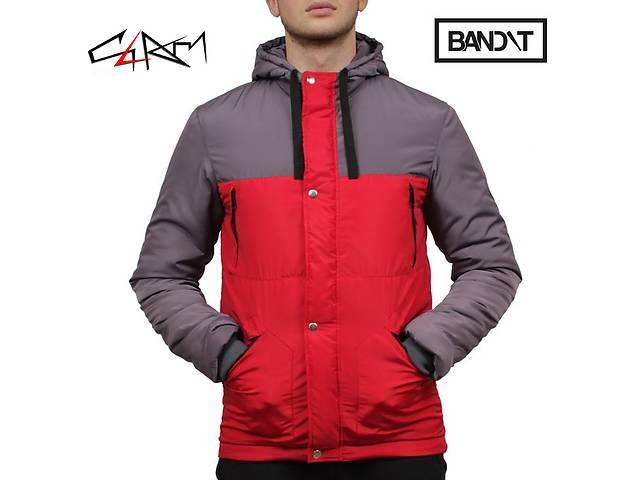 бу Зимняя куртка Bandit Smart Red-Grey в Одессе