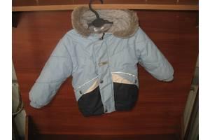 б/у Детские зимние куртки Lenne