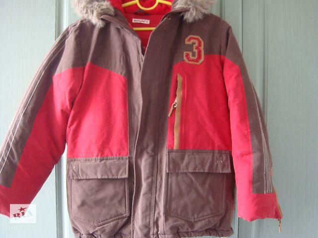 продам Отличная зимняя куртка ТМ Mariqvita(Польша) для мальчика р.146, б/у бу в Киеве