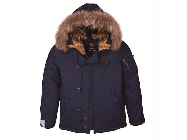 купить бу Зимняя куртка N-2B Elevon Alpha industies USA в Киеве