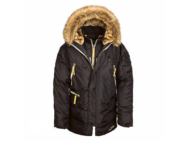 Зимняя куртка N-3B inclement Alpha industries USA- объявление о продаже  в Киеве