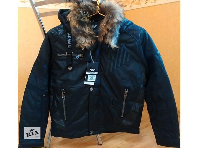 бу Зимняя куртка на мальчика 7, 8, 9, 10, 11, 12, 13, 14, 15, 16 лет. в Мариуполе