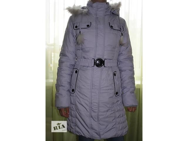 Зимняя куртка (пальто) для девочки- объявление о продаже  в Киеве
