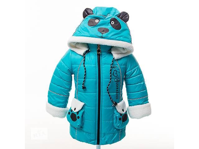 продам Зимняя куртка-пальто на девочек 1-6 лет бу в Харькове